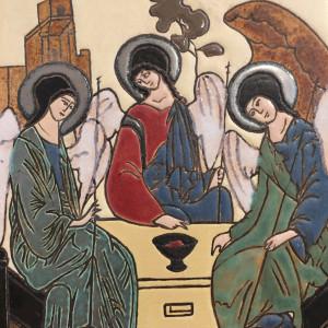 Trójca Święta wg Rublowa