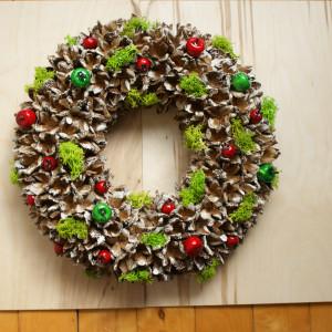 wianek świąteczny nr 3