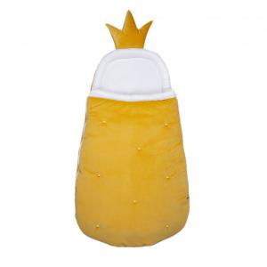 Wonder Crown - musztardowy