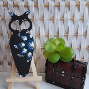 Zakładka Blue Owl