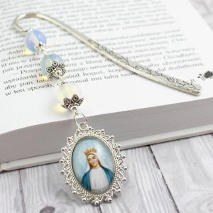Zakładka do książki Matka Boża Niepokalana