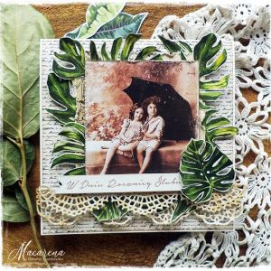 Zakochani - kartka na rocznicę ślubu