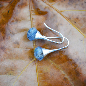 Zatopek Niebieskie kwiaty II