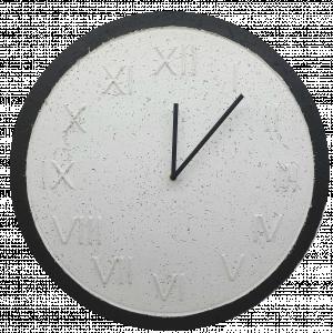 Zegar z betonu betonowy Roman 45cm nowoczesny