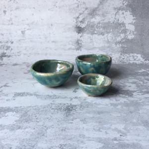 Zestaw Ceramicznych misek 19