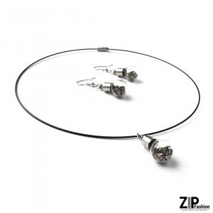 Zestaw minimalistycznej biżuterii