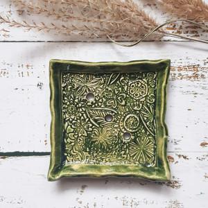 Zielona mydelniczka
